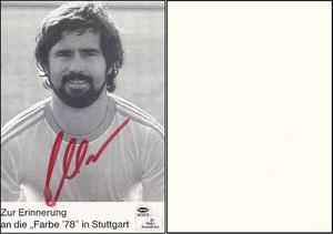 Müller, Gerd, 1978, Henkel, Dank an SF Norbert