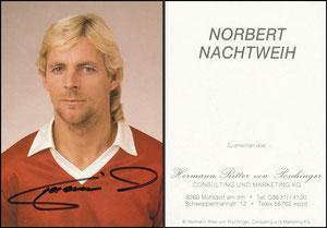 Nachtweih, 1982, Poschinger