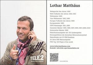 Matthäus, 2013, Tele2