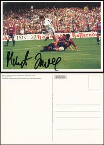 Postkarte, 2000er, Postkartenkalender Energie Kottbus, Motiv Cottbus-Bayern 1996, Motiv 4