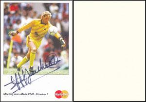Pfaff, 1988, MasterCard