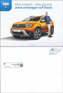 Scholl, 2019, Dacia, Infopost 07'2019