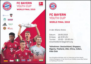 Bayern München, 2019, 'Youth Cup'