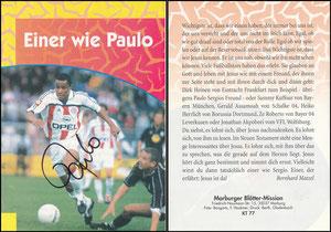 Sergio, 2001, Marburger Medien