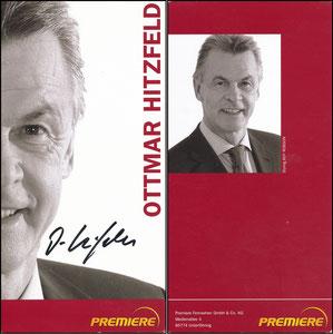 Hitzfeld, 2006, Premiere