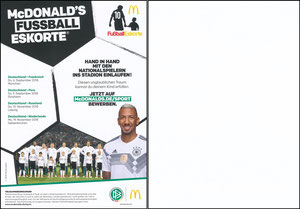 Boateng, 2018, McDonalds 'Fußball-Eskorte', A5