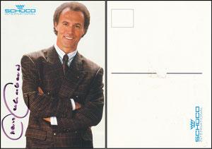 Beckenbauer, 1990, Schüco, ohne Druck-AG