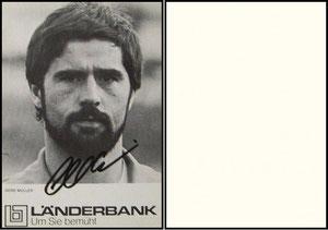 Müller, Gerd, 1978, Länderbank, Dank an SF Norbert