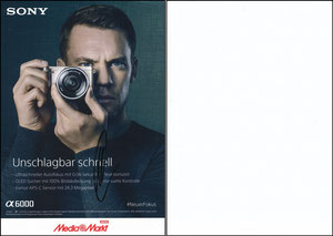 Neuer, 2016, Sony Alpha 6000, Media Markt
