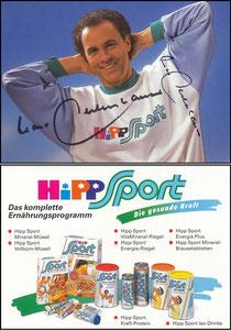 Beckenbauer, 1990, Hipp Sport