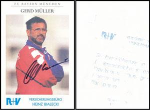 Müller, Gerd, 1994, R+V-Versicherungen