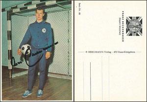 """Bergmann, 1966, """"WM 1966, Nr. 85"""", Beckenbauer"""