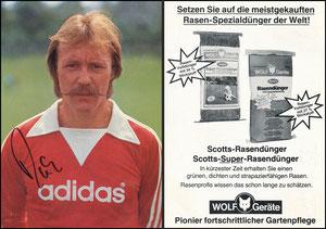 Rausch, 1977, Wolf-Geräte