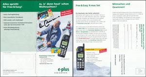 Beckenbauer, 2000, eplus, Flyer 2