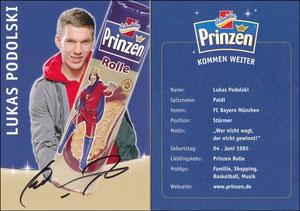 Podolski, 2007, De Beukelaer, OHNE Druck AG