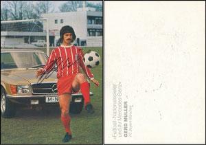 Müller, Gerd, 1974, Mercedes, Motiv 1