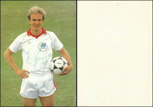 Rummenigge, 1982, SportsLife, Motive 2, blanko Rückseite, Dank an SF Michael