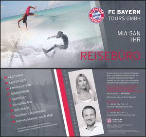 Bayern München, FC Bayern Tours, 2018