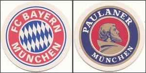 Bierdeckel,. 2016, Bayern München