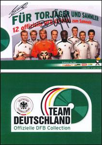 DFB, 2006, 'Team Deutschland'