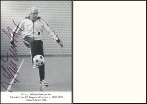 Neudecker, 1979, Hallenfußball