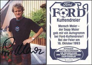 Maier, 1993, Ford Kuttendreier