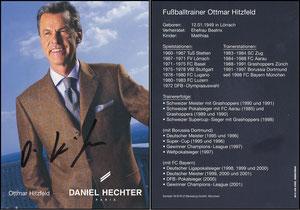 Hitzfeld, 2002, Daniel Hechter