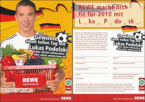 Podolski, 2010, REWE