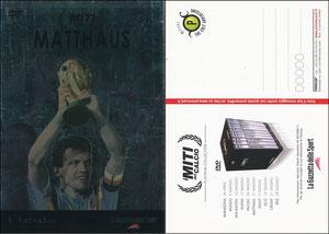 Matthäus, 2012, 'I Miti Calcio' Gazetta dello Sport