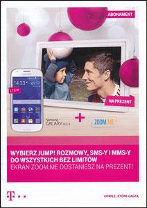 Lewandowski, 2014, T-home, Polen, Broschüre 2, A5