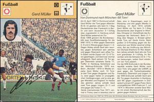 'Müller', Deutschland, 1977, 17033 05-14