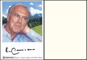 Beckenbauer, 2004, Erdinger
