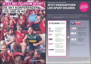 Telekom, 2018, Flyer '10'2018', A5