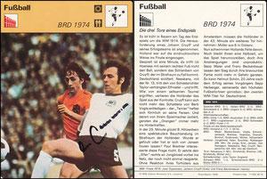 'BRD 1974', Deutschland, 1978, 17033 39-16