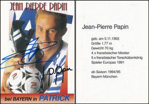 Papin, 1995, Patrick, Motiv 1