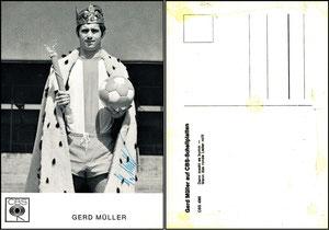 Müller, Gerd, 1974, CBS