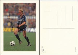 Rummenigge, 1980er Jahre, Inter Mailand