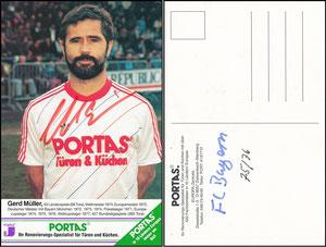 Müller, Gerd, 1982, Portas 'Ihr Renovierungsspezialist für Türen und Küchen'