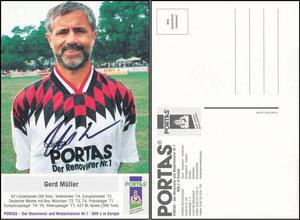 Müller, Gerd, 1995, Portas