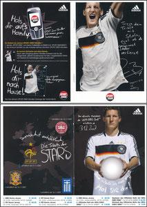 Schweinsteiger, 2007, Adidas Sport2000, Klappfolder