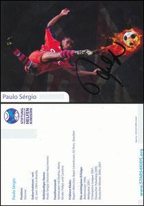 Sergio, 2003, Stars4Kids