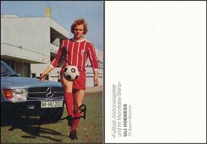 Hoeneß, 1974, Mercedes Benz
