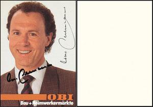 Beckenbauer, 1988, Obi, Motiv 1