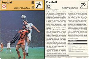 'Gilbert van Binst', Frankreich, 1979, 16265 102-12