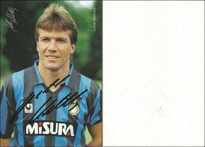 Matthäus, 1989-90, Inter Mailand