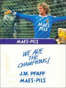 Pfaff, 1984, Maes Pils 'We are the Champions', Motiv 2