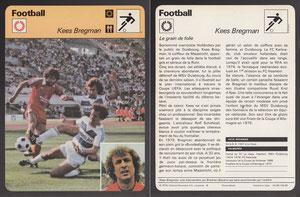 'Kees Bregman', France, 1979, 16265 109-06, mit Breitner, Bildquelle google