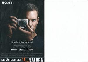 Neuer, 2017, Sony Alpha 6000 'Saturn', 1. Ausgabe