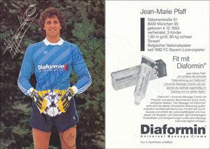 Pfaff, 1984, Diaformin, mit Druck-AG