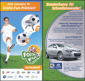 Lahm, 2010, Football Fun Collection